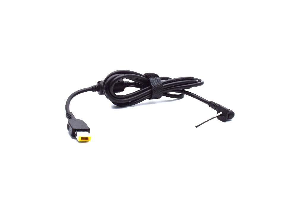 DC Tip Plug Connector Cord laptop power Cable For Lenovo