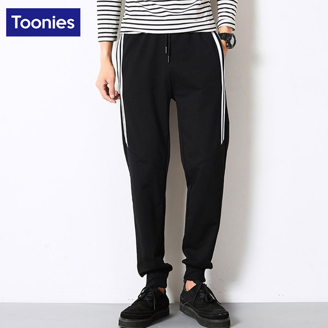 Brand Clothing Man Joggers Casual Sportswear Harem Pants Large Size Black Gymshark Pencil Pants Slim Pantalon Homme Sweatpants