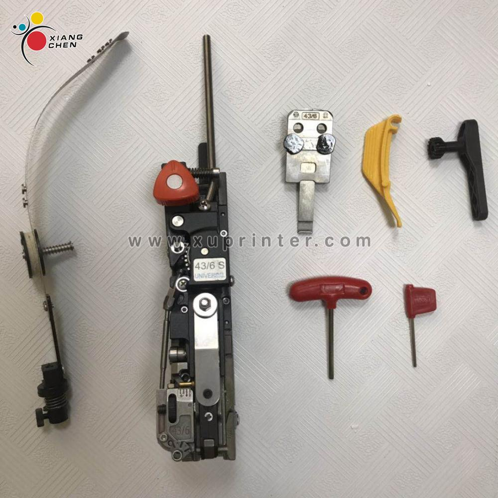 43/6 S High Quality Hohner Stitching Head Stitching Machine Hohner Universal 43/6 S Loop Stichting-in Printer Parts from Computer & Office    1