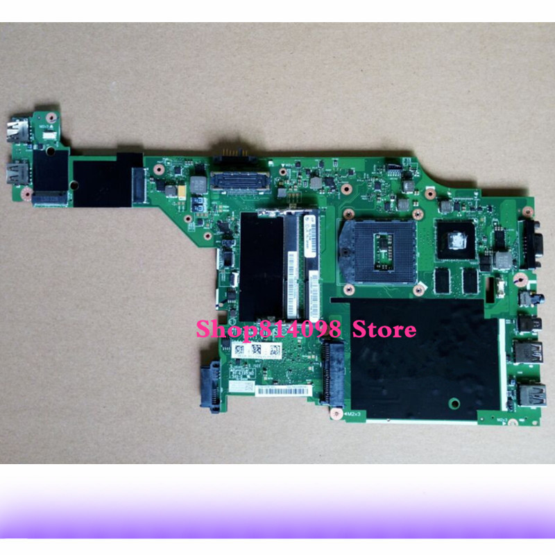 kefu 00HM981 NM-A131 Main Board For <font><b>Lenovo</b></font> <font><b>thinkpad</b></font> <font><b>T440p</b></font> Laptop <font><b>motherboard</b></font> HM87 DDR3L GT730M Video Card 100% tested image