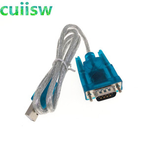 Image 2 - 1 adet HL 340 yeni USB RS232 COM portu seri PDA 9 pin DB9 kablo adaptör desteği Windows7 64