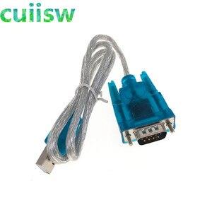 Image 2 - 1PCS HL 340 Nuovo USB a RS232 Porta Seriale COM PDA 9 pin DB9 Cavo Adattatore supporto Windows7 64