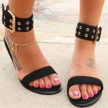 New women sandals transparent flat summer gladiator open toe clear jelly shoes ladies roman beach