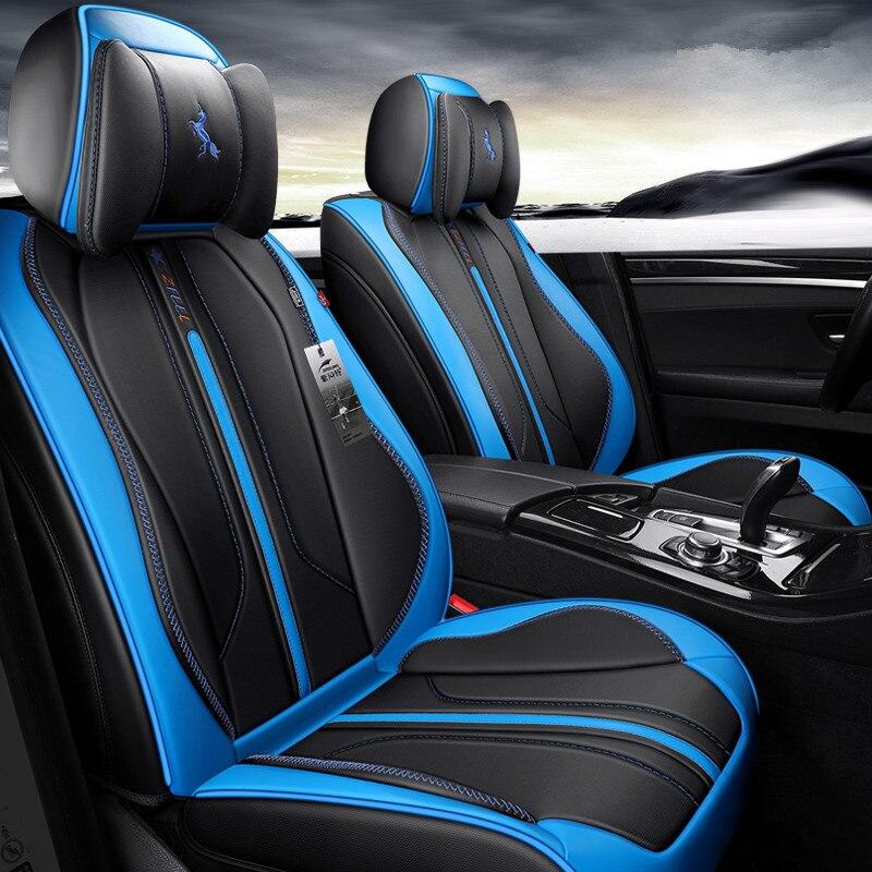 Car Seat Cover Cushion High grade Danni Car styling Truck Seat Mats For BMW Audi Toyota