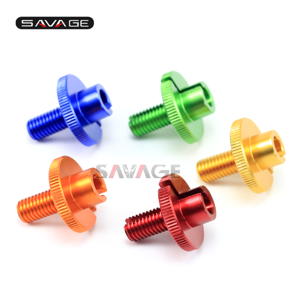 Clutch Cable Wire Adjuster Screw For YAMAHA XSR900 SR950 XJ6/DIVERSION FZ 1/1N/6N/6S/6R/8/S1000 FZ6 FZ8 FZS1000 FZ1N FAZER