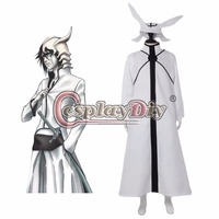 Cosplaydiy Bleach Ulquiorra Cifer Adult Men Cosplay Costume Halloween Cosplay Outfit Custom Made