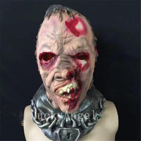 Nieuwe 2017 Halloween Maskers Hot Koop De walking dead zombies skelet masker Evil Latex Kresnik Vampire Masker Horror Blood Ghost masker