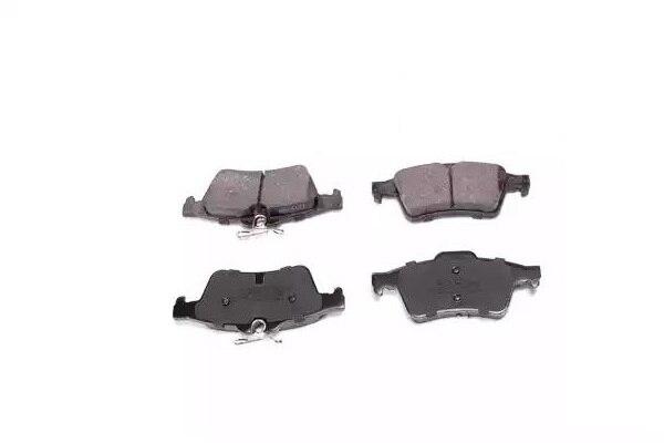 1 paire/kit plaquettes de frein avant/arrière ensemble auto voiture PAD KIT frein à disque pour MAZDA 3 FAW Pentium Automobile moteur partie C2Y3-33-23ZA - 5