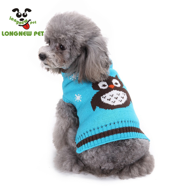 Vintage Sweater Puppy Dogs Crochet Knitwear Owl Patterns Outfits Dog