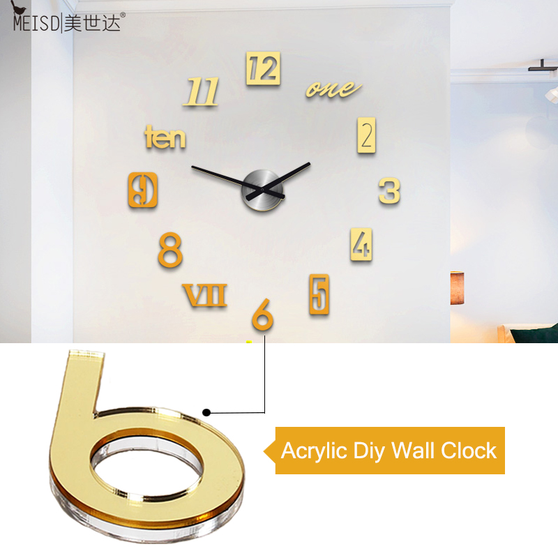 Office, Clock, For, Silent, Living, Use