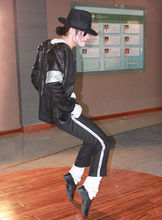 Michael Jackson Cosplay MJ Cos Child Adult Cos