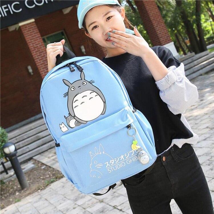 Totoro Backpack 3D Printing Backpack
