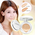 Bioaqua Air Cushion BB Cream Concealer Moisturizing Foundation Makeup Bare Strong Whitening Face Beauty Make Up
