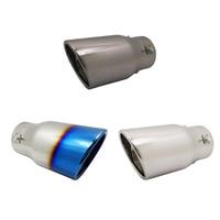 Escape automático silenciadores para toyota mark x camry volkswagen skoda fabia mitsubishi renault mini cooper tubos de cauda do carro substituição