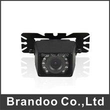Продвижение 120 град. широкий угол универсальный автомобильная камера заднего вида / вид спереди камеры ночного видения водонепроницаемый резервного парковка камеры
