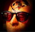 Марка Vintage Поляризованные Очки Красные Линзы Депп Мужские Солнцезащитные Очки Женщины Ацетат Очки 100% UV400 Солнцезащитные Очки Высокого Качества