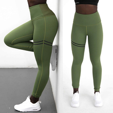 2020 Women Sport Pants Sexy Push Up Gym Sport Leggings Women Running Tights Skinny Joggers Pants Compression Gym Pants