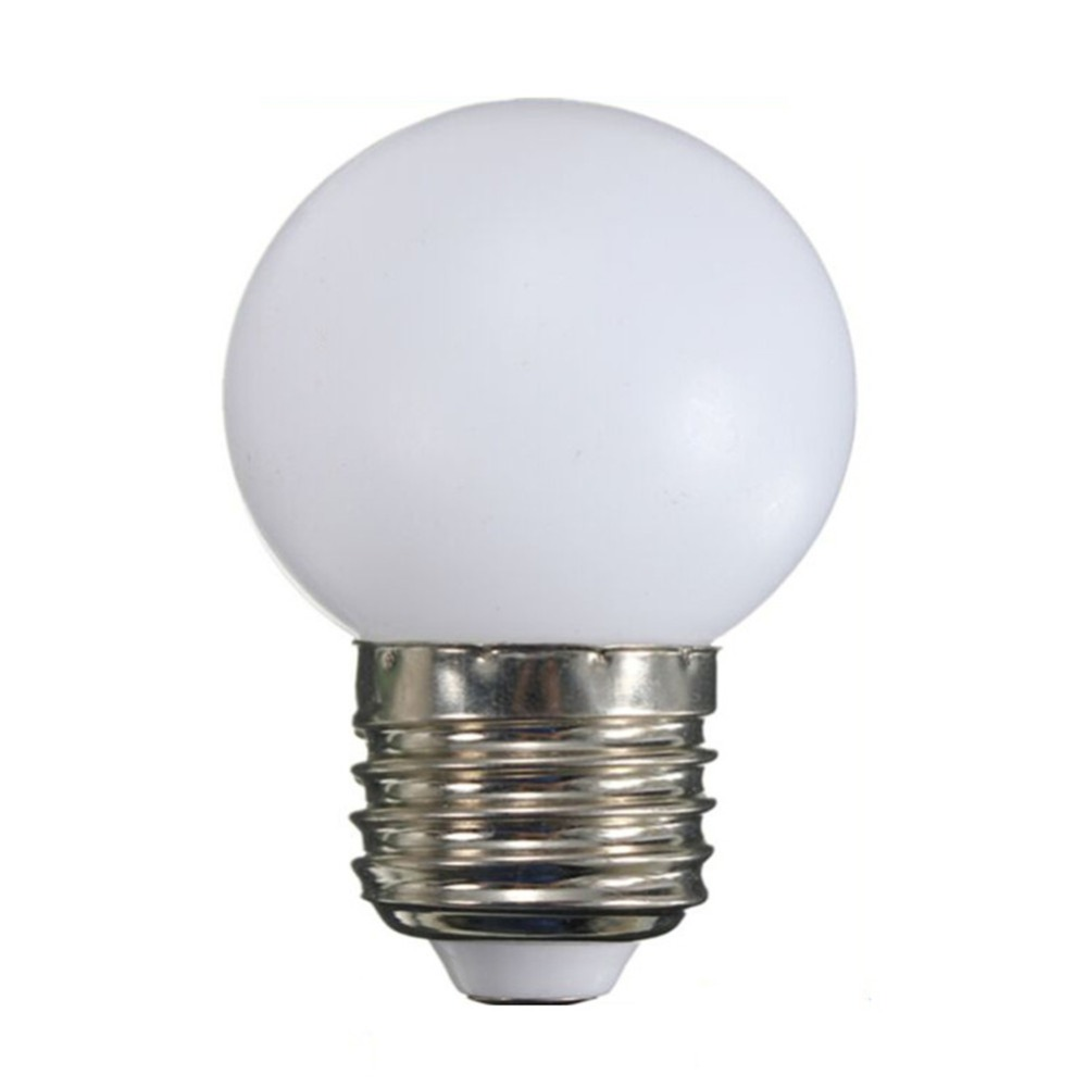 E27 Led Bulb Light  3W AC220-240V Warm/Cold White High Brightness G45 Energy Saving LED Bulb Lamp Free Shipping
