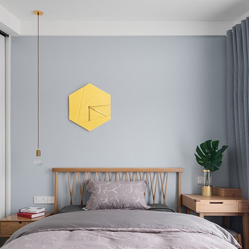 US 4040 240% OFFHexagonal Cement Geometric Pattern Wall Clock Silicone Mold Living Room Bedroom Concrete Gypsum Resin Clock Moldin Clay Molds From Awesome Mold In Bedroom Creative Property