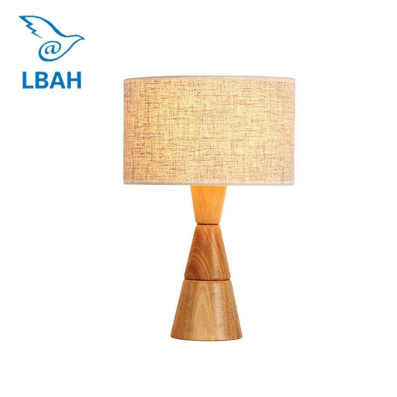 Nordic contracté tête de lit chambre décore lampe de bureau salon contemporain chambre étude luminaire