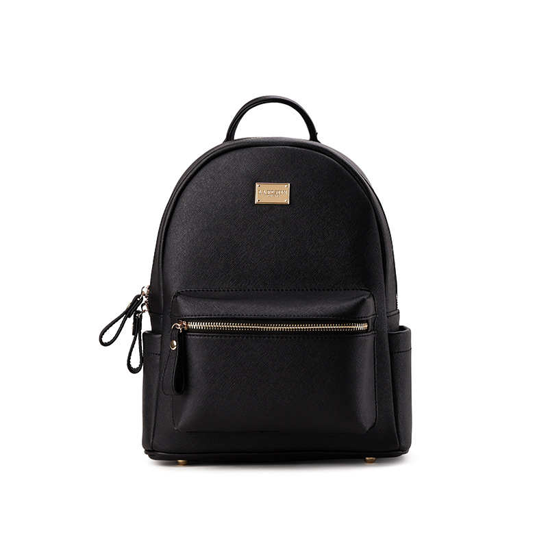 2019 Casual Cowhide Travel Shoulder pack large capacity Backpack Lady leather backpack Student bags2019 Casual Cowhide Travel Shoulder pack large capacity Backpack Lady leather backpack Student bags
