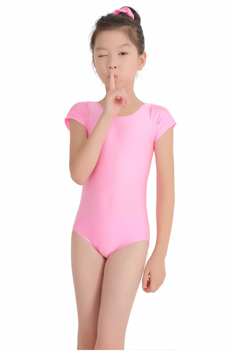 01bbc482aa38 Ballet Dance Practice Clothes For Teen Girls Spandex Lycra Swimsuit ...