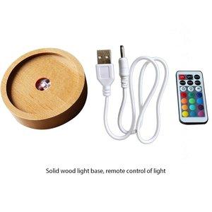 Image 5 - Sablier en verre lumières minuterie LED sable verre veilleuse aide au sommeil avec télécommande pour noël cadeaux danniversaire décor à la maison