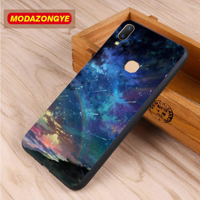 cheap for discount 63f2e b5b7c US $3.78 10% OFF|Vivo V9 Case Vivo V9 Case Cover 6.3 inch Cartoon Soft TPU  Back Cover Phone Case For Vivo V9 VivoV9 V 9 7123 Case Silicone-in Fitted  ...