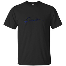 Swordfish, Marlin Deep Sea Fisher T Shirt