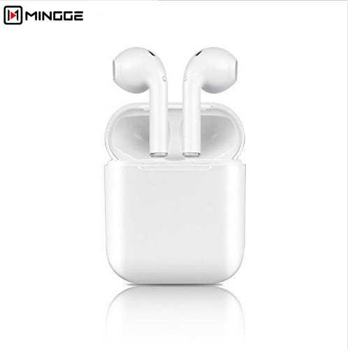 MINGGE i9s-TWS Близнецы наушники мини беспроводные Bluetooth 4,2 наушники стерео наушники гарнитура для Xiaomi IPhone Android