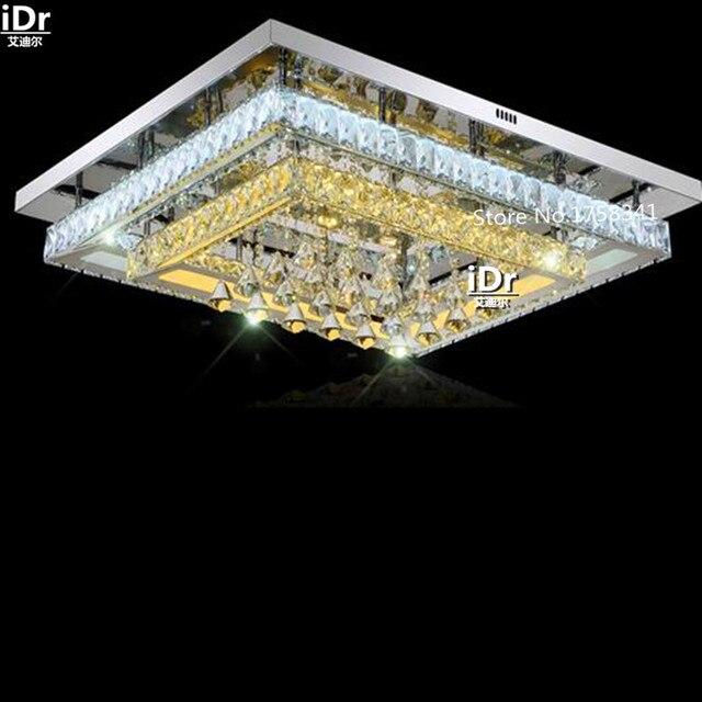 Billig Moderne led kristalllampe wohnzimmer lichter ...
