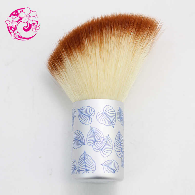 Energi Merek Sintetis Rambut Round Powder Brush Make Up Kuas Makeup Pinceaux Maquillage Brochas Maquillaje K1