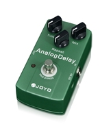 JOYO JF 33 Analog Delay Electric Guitar Effect Pedal Mild And Mellow Circuit Delay