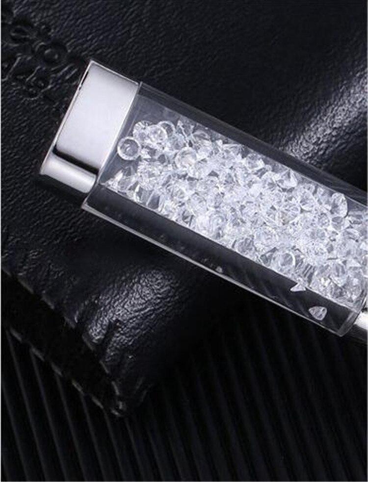 Թեժ վաճառքի գրիչ ադամանդի USB ֆլեշ կրիչ - Արտաքին պահեստավորման սարքեր - Լուսանկար 4