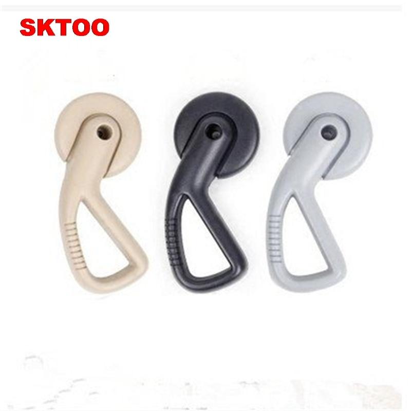SKTOO Fit For Peugeot  206 207 Citroen C2 Black Adjust Handle Seat Adjust Wrench Adjust Device