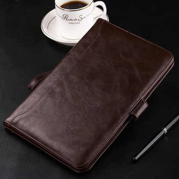 Case For iPad Air 1 Air 2 Luxury Leather Business Folio Stand Pocket Auto Wake Smart Cover For Apple iPad 2017 2018 Case bag - DISCOUNT ITEM  27% OFF All Category