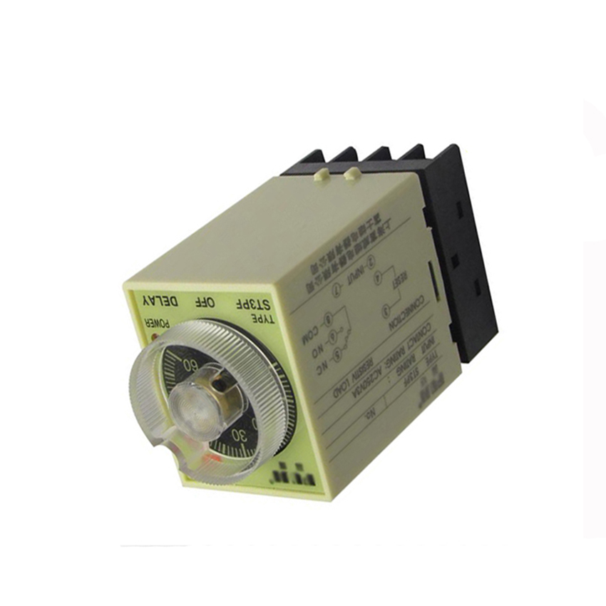 Time relay ST3PK js920 marine time relay
