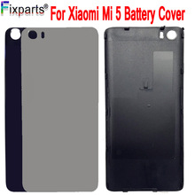 For XiaoMi Mi5 Back Cover Case Protective Battery housing Replacement 5.15 Xiaomi Mi 5