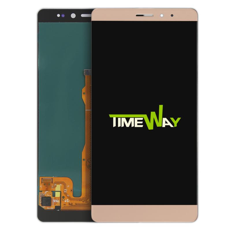 Prix pour Écran tactile Digitizer Portable Panneau Assemblée Pour Huawei Mate S LCD Display Pièces De Rechange Avec