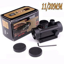 1X30 Red & Green Dot Scope Tactical Hunting Holographic Sight for Shot Gun Airso