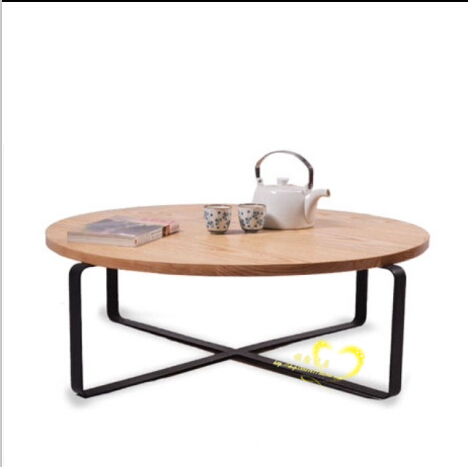 669 41 American Iron Ikea Table Basse Ronde Bas Thé Table Pour Faire Le Vieux Rétro Mash Table Ronde Bois Fer Forgé Tables De Café Dans De