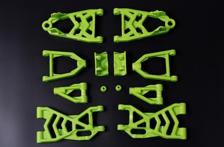 nylon atualizado kit braco de suspensao se encaixa veiculos como o hpi baja 5b baja 1