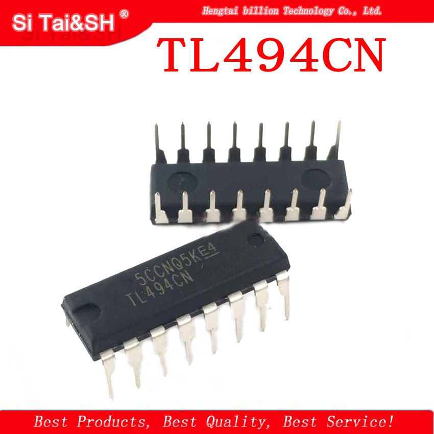 Integrated Circuits Systematic Tl494 Tl494cn New Switching Power Supply Integrated In-line Dip-16 Pulse Width Modulation Control Circuit Do You Want To Buy Some Chinese Native Produce?
