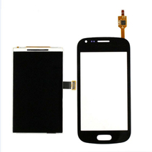 100% Test Working Touch Screen Digitizer+LCD Display For Samsung Galaxy S Duos S7562 S7560 GT-S7560 GT-S7562 Mobile Replacement