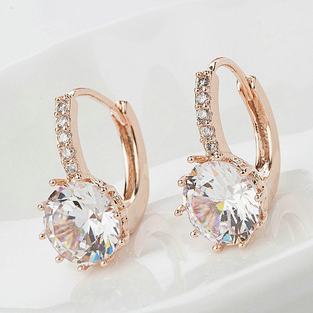 2018 νέα σκουλαρίκια vintage αυξήθηκε - Κοσμήματα μόδας - Φωτογραφία 4