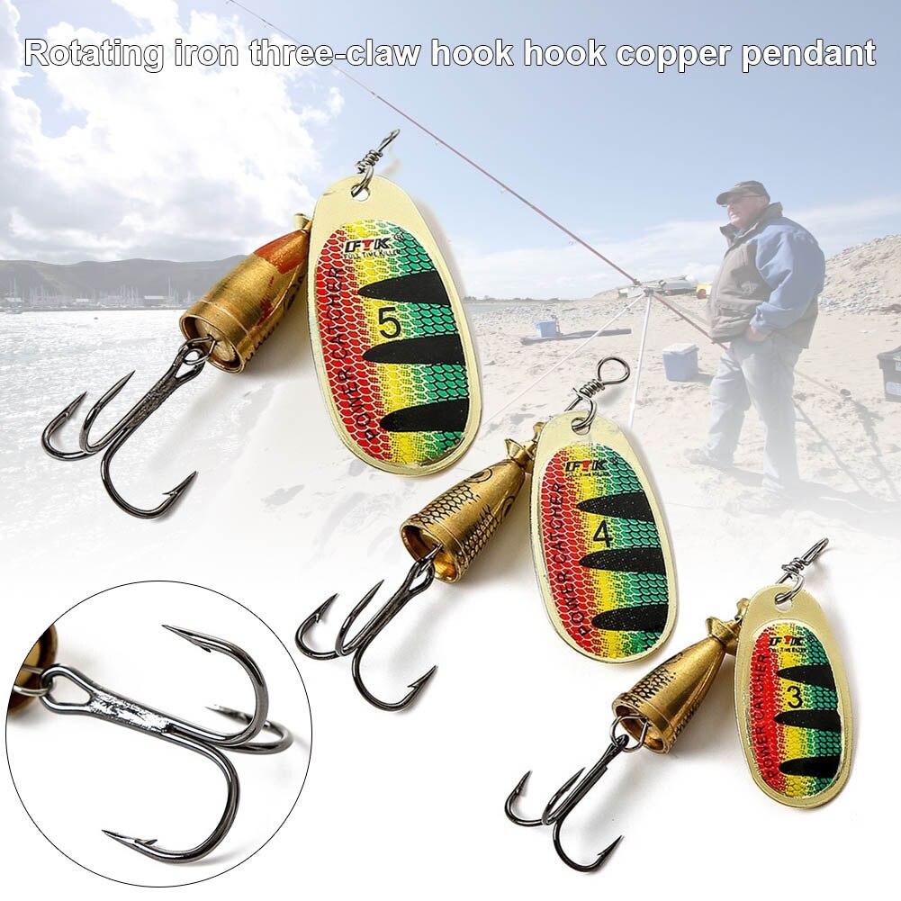 1 шт. искусственные рыболовные приманки, крючки, металлические аксессуары для морского озера YS BUY|Наживки|   | АлиЭкспресс
