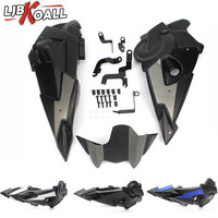 ABS Bellypan Engine Spoiler Fairing with Mounting Kit for Yamaha FZ 07 MT 07 FZ07 MT07 MT FZ 07 2014 2015 2016 2017 2018 2019