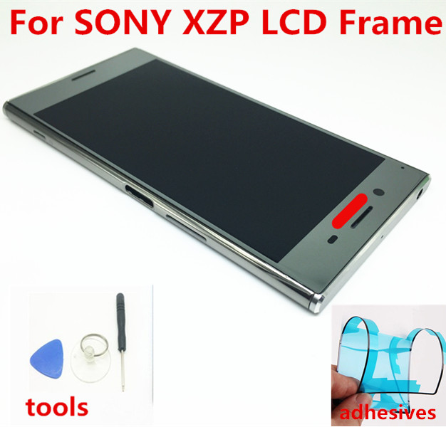 Ecran LCD d'origine pour Sony Xperia XZP XZ Premium G8142 ecran tactile 5.5 pouces numériseur capteur panneau assemblage G8141 avec cadre