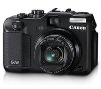 Используется, Canon G12 10 мегапикселя; цифровая камера с 5x оптической стабилизацией изображения Zoom и 2,8 дюйма и переменным углом наклона ЖК-дисп...
