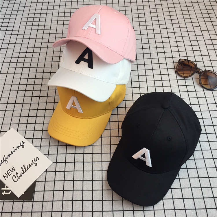 Spring and Autumn Letters Print Hat Adjustable Baseball Cap Boys Girls Sun Beach Hat Toddler Snapback Hats Hip-Hop Boys Caps korean fashion trendsetter full box rivet level adjustable hat hiphop bboy baseball cap hip hop hip hop cap plate
